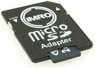 IMRO MicroSDHC 16GB (IMRNOI42589)