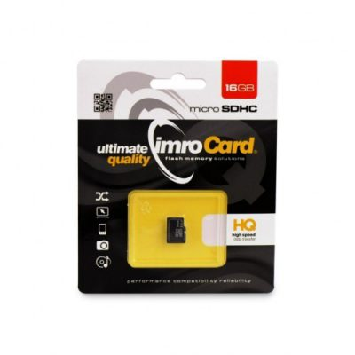 IMRO MicroSDHC Class 6 16GB