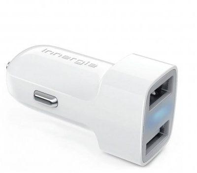Innergie Ładowarka samochodowa 24W 2x USB 2.4A
