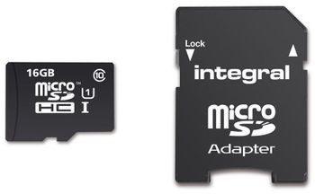 Integral SaT 16GB