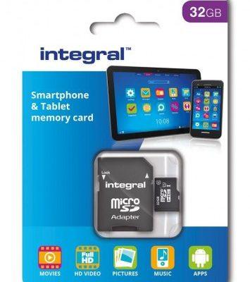 Integral SaT 32GB