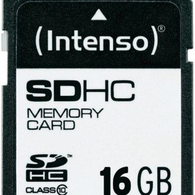 Intenso SDHC Class 10 16GB (3411470)
