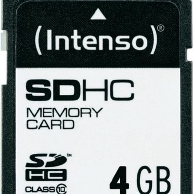 Intenso SDHC Class 10 4GB (3411450)