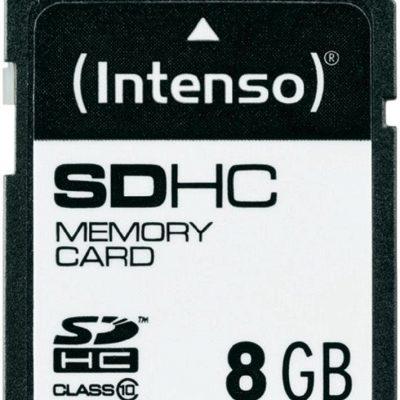 Intenso SDHC Class 10 8GB (3411460)