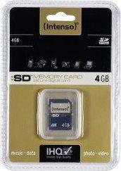 Intenso SDHC Class 4 4GB (3401450)