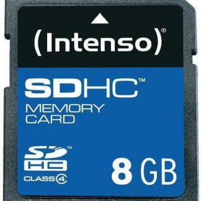 Intenso SDHC Class 4 8GB (3401460)