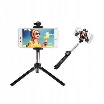 iPhone 5 Kijek Bluetooth selfie stick monopod do