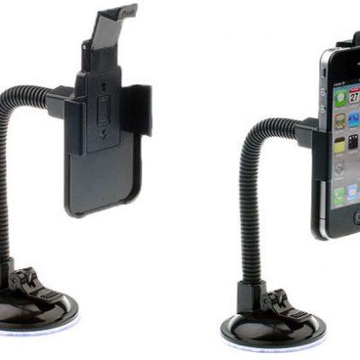 iPhone 5 Uchwyt Samochodowy Do 5S Gps Smartfon Pda
