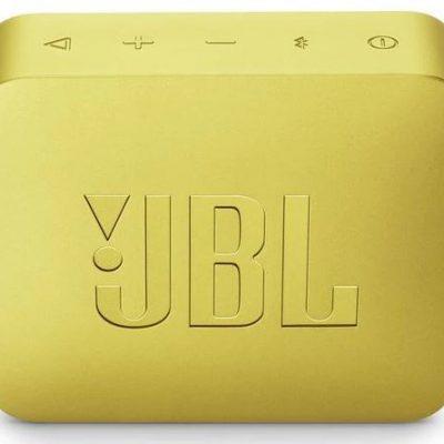 JBL GO 2 Żółty