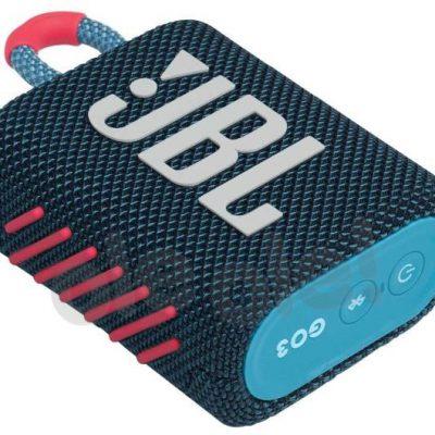 JBL Go 3 Niebieski