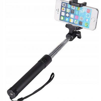 Kij Uchwyt Selfie Stick Z Przyciskiem Bluetooth