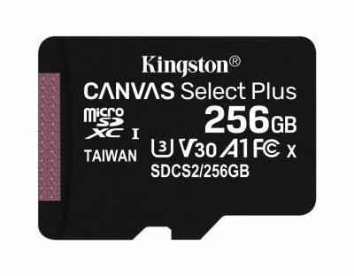 Kingston Canvas Select Plus 256GB (SDCS2/256GB)
