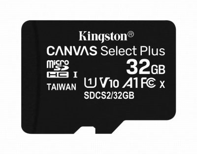 Kingston Canvas Select Plus 32GB (SDCS2/32GB)