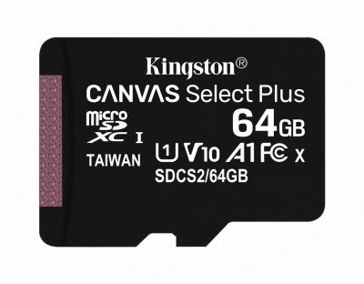 Kingston Canvas Select Plus 64GB (SDCS2/64GB)