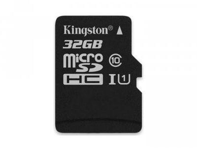 Kingston microSDHC Canvas Select 32GB (SDCS/32GB)
