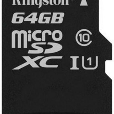 Kingston microSDXC Canvas Go! (SDCG2/64GB)