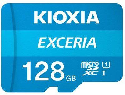 KIOXIA Exceria microSDXC 128GB (LMEX1L128GG2)