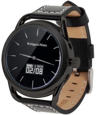 Kruger&Matz Hybrid Czarny (KM0419B)