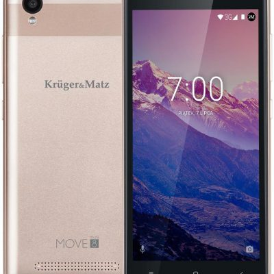 Kruger&Matz Move 8 Mini 8GB Dual Sim Złoty