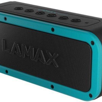 Lamax Storm1 Czarno-turkusowy