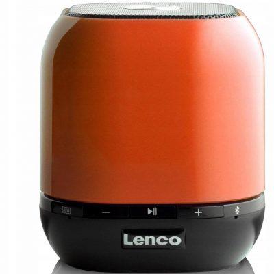 Lenco BTS-110 Pomarańczowy