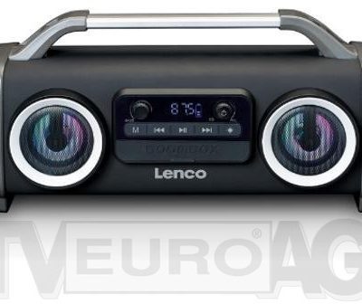 Lenco SPR-100 Szary