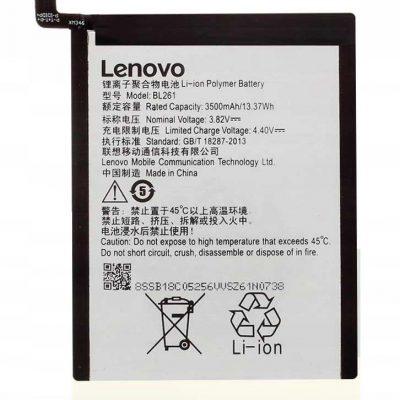 Lenovo Bateria BL261 K5 Note 3500mAh