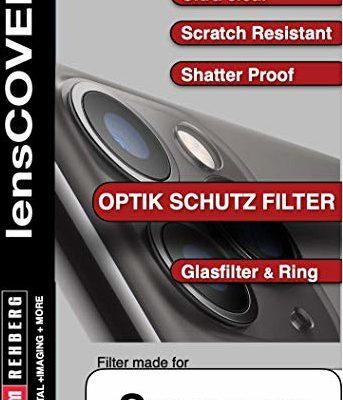 lensCOVER lensCOVER + Pierścień Samsung Note 10 LCSAN10