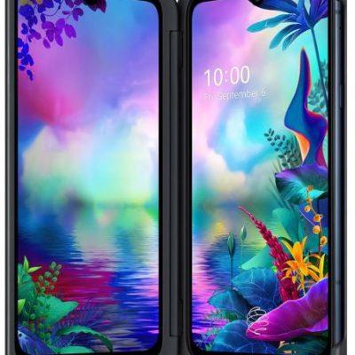 LG G8x ThinQ 128GB Dual Sim Czarny