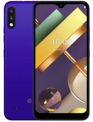 LG K22 32GB Dual Sim Niebieski