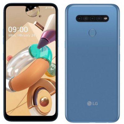 LG K41S 32GB Dual Sim Niebieski