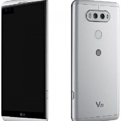 LG V20 H990 64GB Dual Sim Srebrny