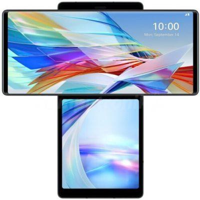 LG Wing 5G 128GB Dual Sim Szary