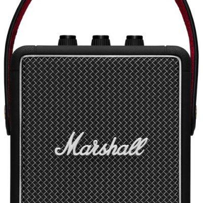 Marshall Stockwell II Czarny