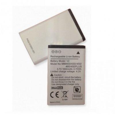 Maxcom Bateria MM400 430 450 460 132 335 136