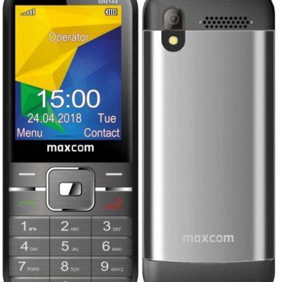 Maxcom Classic MM144 Dual Sim Szary