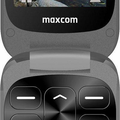Maxcom Comfort MM826 Dual Sim Czarny
