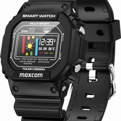 MAXCOM FW22 Classic Czarny