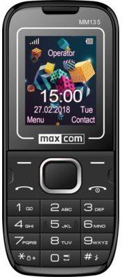 Maxcom MM135 Dual Sim Niebieski