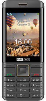 Maxcom MM236 Czarno-złoty
