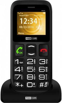 Maxcom MM426 Dual Sim Czarny