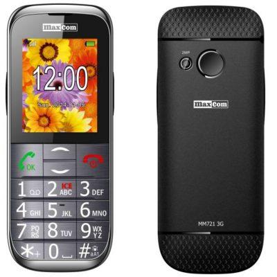 Maxcom MM721 BB Czarny