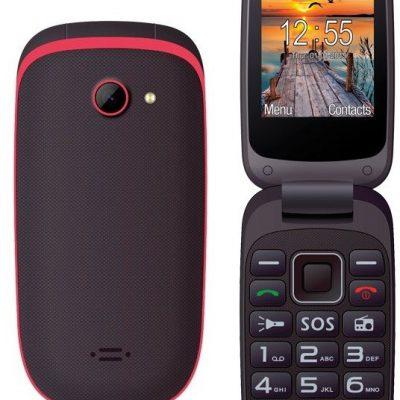 Maxcom MM818 Czerwony