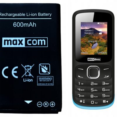 Maxcom Oryginalna Bateria MM128 / MM129 / BL-5C