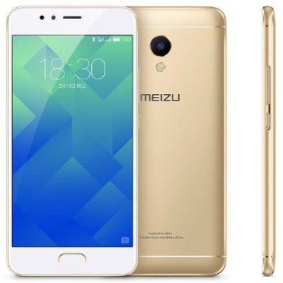 Meizu M5S 32GB Dual Sim Złoty