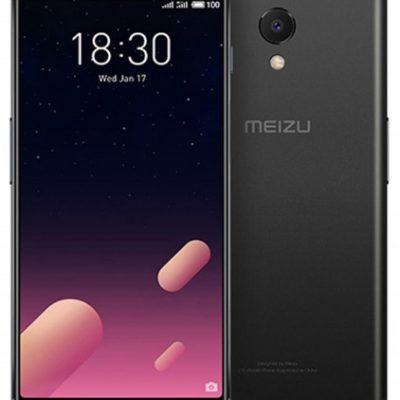 Meizu M6S 32GB Dual Sim Czarny
