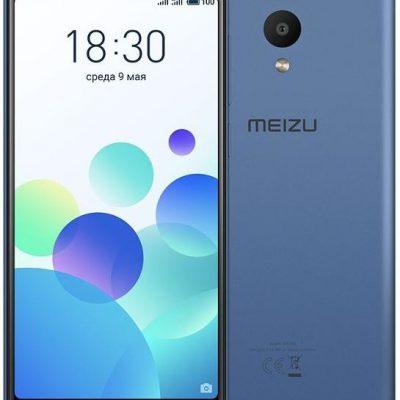 Meizu M8C 16GB Dual Sim Niebieski