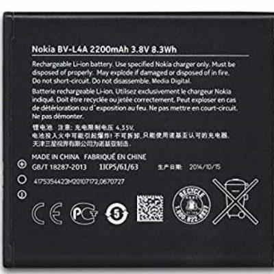 Microsoft Nokia Lumia 830 BV-L4A oryginalny)