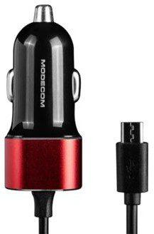 Modecom Ładowarka samochodowa MC-CU2K-09-MICRO USB + Micro USB (ZT-MC-CU2K-09-MICRO)