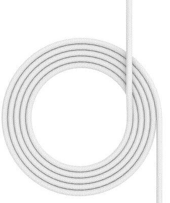 Mophie Kabel ze złącza Lightning na USB-C 1,8m biały